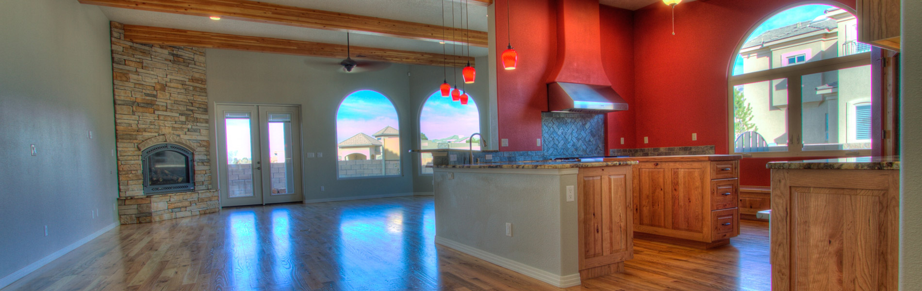 Albuquerque Custom Home Builder Project Image